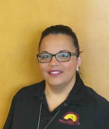 Wanda F.M. - Office Manager