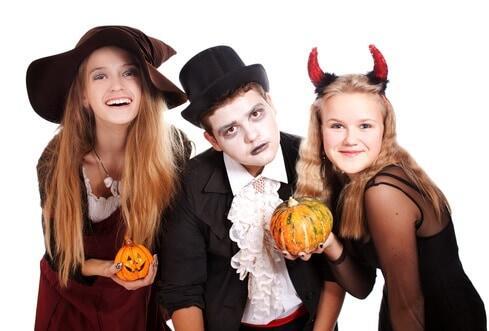 halloween teens